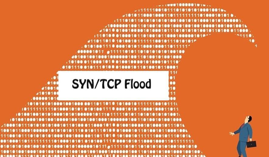 Моделируем и определяем DoS атаку типа TCP SYN Flood