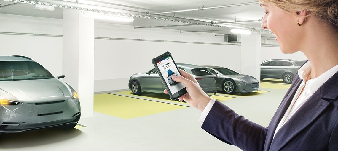 Bosch повышает комфортность «бесключевого доступа» в автомобили