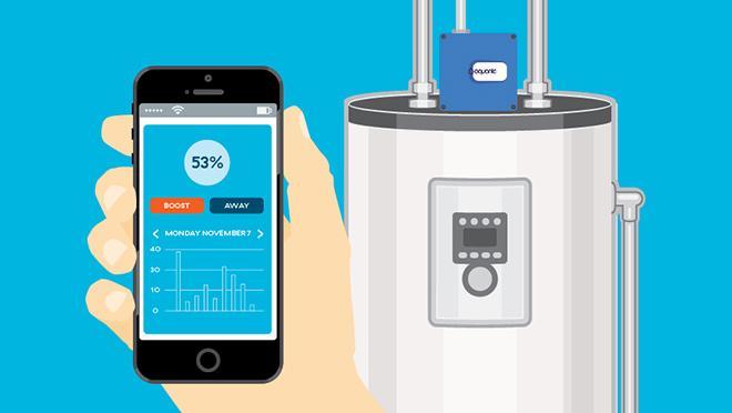3 причины подключить электрический водонагреватель к системе умный дом