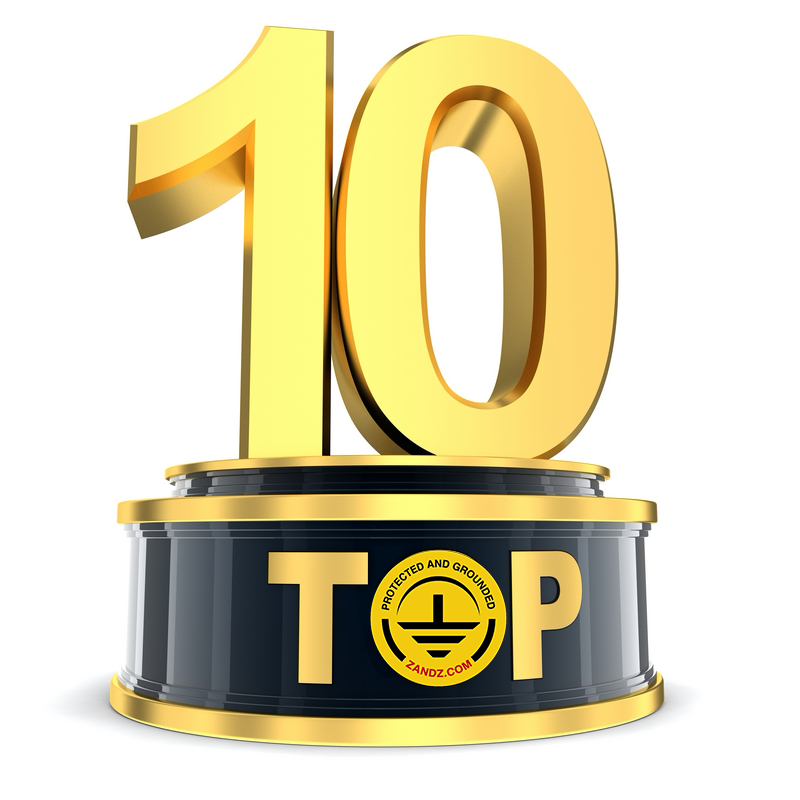 ТОП-10 материалов по молниезащите и заземлению