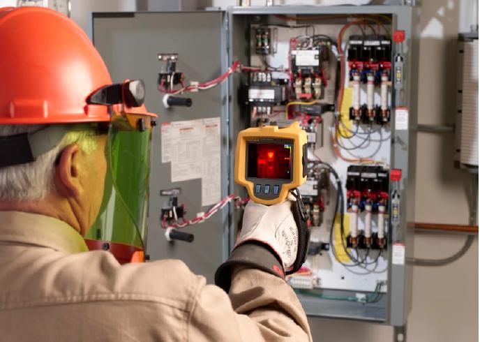 Руководство по тепловизионному обследованию электродвигателей, генераторов, трансформаторов
