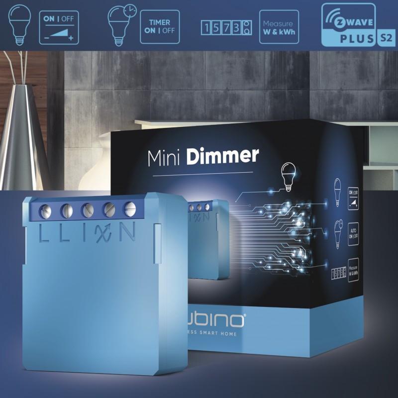 Какие лампочки совместимы с диммерами Qubino для умного дома