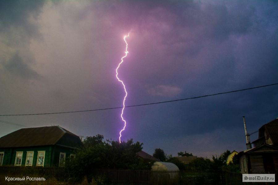 Какие особенности у молниезащиты в сельской местности