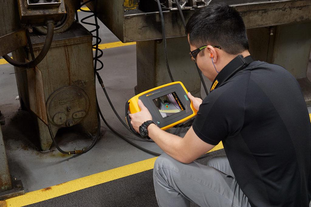 Как обнаружить утечки сжатого воздуха, газа и вакуума в компрессорных системах