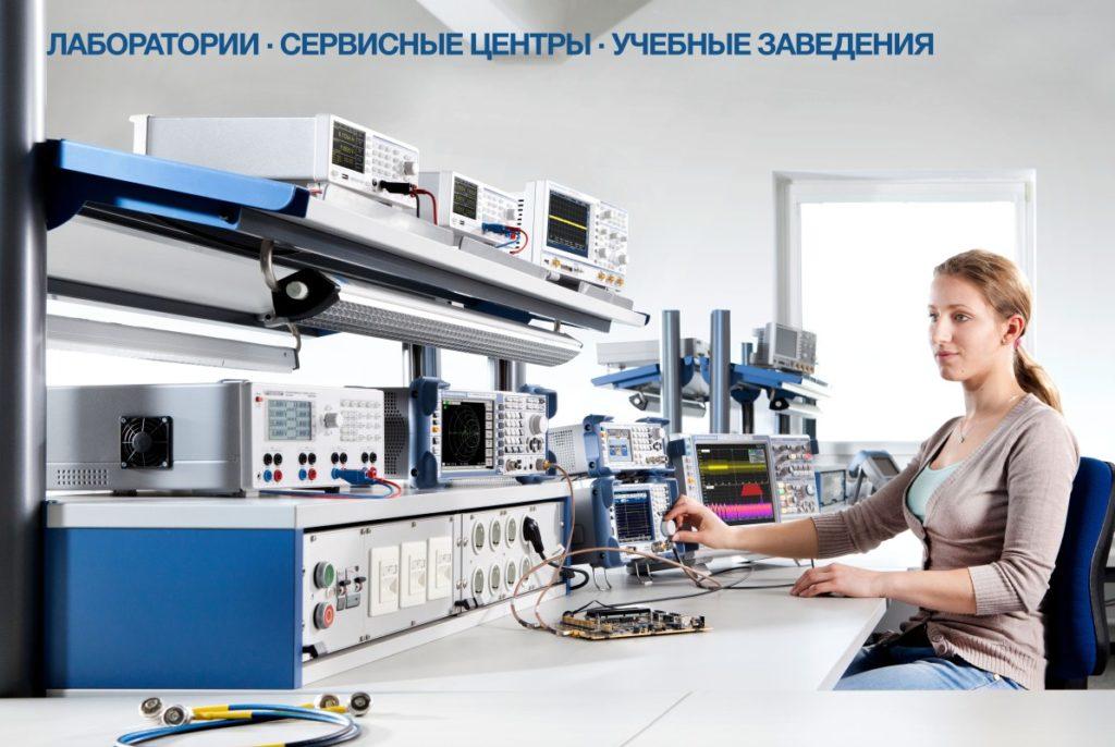 Разбираем достоинства новых лабораторных источников питания Rohde&Schwarz NGP800