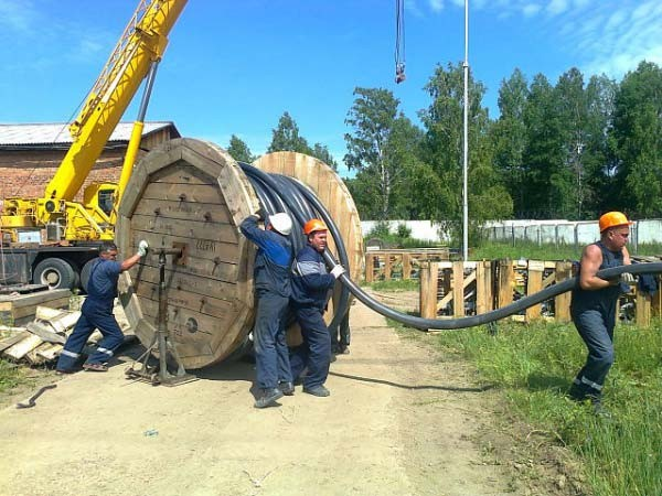Руководство по прокладке силового кабеля в земле, в траншее, в коллекторах