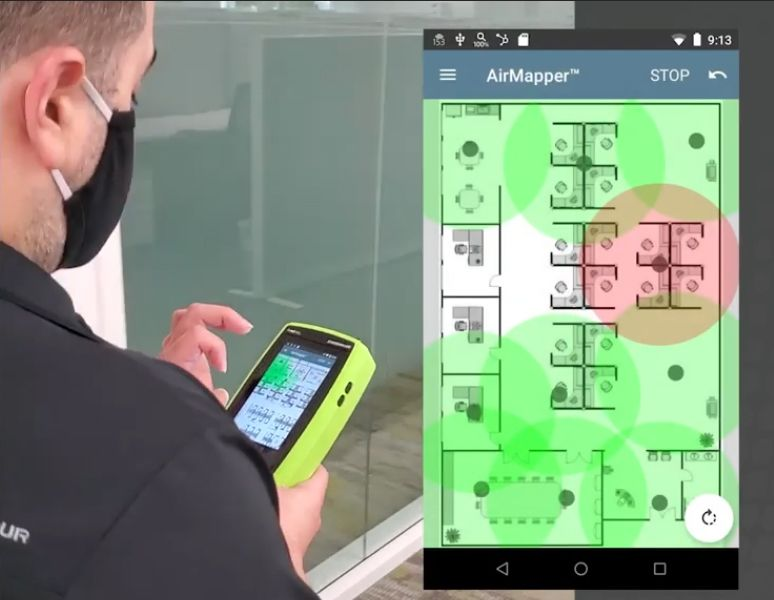 Чем и как проводить обследование Bluetooth сетей?