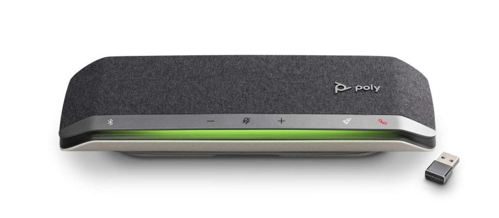 Чем вас удивит самый современный спикерфон Poly Sync 40